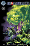 Cover for Ghostbusters: Legion (88MPH Studios, 2004 series) #4 [Ghost Dog Cover]