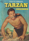 Cover for Tarzán (Editorial Novaro, 1951 series) #4