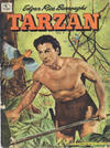 Cover for Tarzán (Editorial Novaro, 1951 series) #9