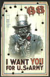Cover Thumbnail for '68 (2006 series)  [Cover B Zombie Uncle Sam]