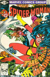 Cover for Spider-Woman (Marvel, 1978 series) #35 [Direct]