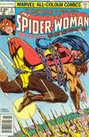 Cover for Spider-Woman (Marvel, 1978 series) #8 [British]