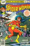 Cover for Spider-Woman (Marvel, 1978 series) #10 [British]