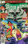Cover for Spider-Woman (Marvel, 1978 series) #15 [British]