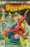 Cover for Spider-Woman (Marvel, 1978 series) #17 [British]