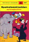 Cover for Walt Disney's månedshefte (Hjemmet / Egmont, 1967 series) #5/1967