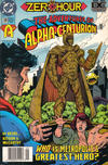Cover Thumbnail for Adventures of Superman (1987 series) #516 [Newsstand]