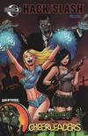 Cover for Hack/Slash Meets Zombies vs Cheerleaders (Moonstone, 2011 series) #1