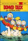 Cover for Walt Disney's månedshefte (Hjemmet / Egmont, 1967 series) #3/1967