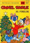 Cover for Walt Disney's månedshefte (Hjemmet / Egmont, 1967 series) #12/1967
