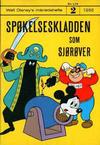Cover for Walt Disney's månedshefte (Hjemmet / Egmont, 1967 series) #2/1968