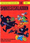 Cover for Walt Disney's månedshefte (Hjemmet / Egmont, 1967 series) #8/1968