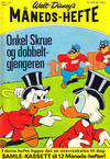 Cover for Walt Disney's Månedshefte (Hjemmet / Egmont, 1967 series) #1/1974