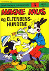 Cover for Walt Disney's månedshefte (Hjemmet / Egmont, 1967 series) #5/1970