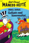 Cover for Walt Disney's Månedshefte (Hjemmet / Egmont, 1967 series) #9/1974