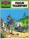 Cover for Trumf-serien (Forlaget For Alle A/S, 1973 series) #13 - Blåjakkene: Farlig transport