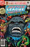 Cover Thumbnail for Justice League of America (1960 series) #184 [Newsstand]