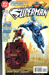 Cover for Superman (DC, 1987 series) #125 [Direct Sales]