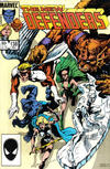 Cover for The Defenders (Marvel, 1972 series) #138 [Direct]