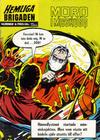 Cover for Hemliga brigaden (Williams Förlags AB, 1965 series) #6