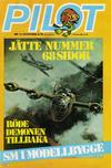 Cover for Pilot (Semic, 1970 series) #7/1978