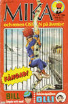 Cover for Mika (Semic, 1984 series) #5