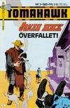 Cover for Tomahawk (Semic, 1982 series) #2/1983