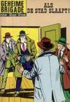 Cover for Geheime Brigade (Classics/Williams, 1965 series) #1314