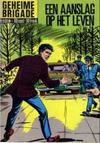 Cover for Geheime Brigade (Classics/Williams, 1965 series) #1319