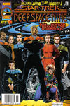 Cover for Star Trek: Deep Space Nine (Marvel, 1996 series) #1 [Newsstand]