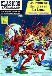 Cover Thumbnail for Clásicos Ilustrados (Editora de Periódicos La Prensa S.C.L., 1981 series) #M-18