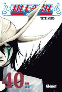 Cover Thumbnail for Bleach (Ediciones Glénat, 2006 series) #40