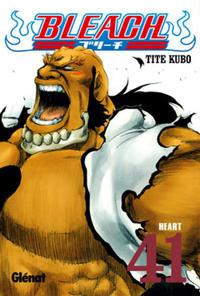 Cover Thumbnail for Bleach (Ediciones Glénat, 2006 series) #41