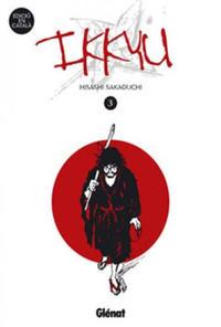 Cover Thumbnail for Ikkyu (Ediciones Glénat, 2006 series) #3