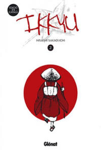 Cover Thumbnail for Ikkyu (Ediciones Glénat, 2006 series) #2