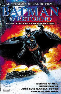 Cover Thumbnail for Batman, O Retorno - Adaptação Oficial do Filme (Editora Abril, 1992 series)