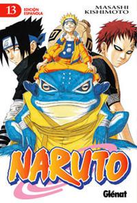 Cover Thumbnail for Naruto (Ediciones Glénat, 2002 series) #13