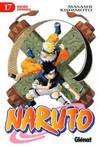 Cover Thumbnail for Naruto (Ediciones Glénat, 2002 series) #17