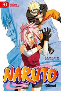 Cover Thumbnail for Naruto (Ediciones Glénat, 2002 series) #30