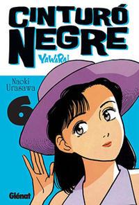 Cover Thumbnail for Cinturó Negre (Ediciones Glénat, 2009 series) #6