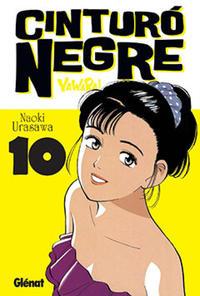 Cover Thumbnail for Cinturó Negre (Ediciones Glénat, 2009 series) #10