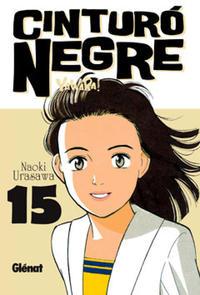 Cover Thumbnail for Cinturó Negre (Ediciones Glénat, 2009 series) #15