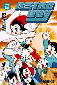 Cover Thumbnail for Astro Boy (Ediciones Glénat, 2004 series) #2