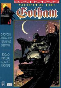 Cover Thumbnail for Batman: Noites de Gotham (Editora Abril, 1994 series)