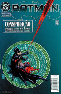 Cover Thumbnail for Batman: Conspiração (Editora Abril, 1998 series) #2