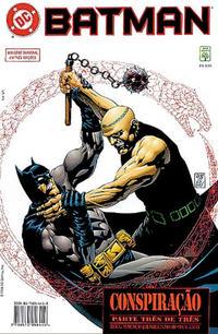 Cover Thumbnail for Batman: Conspiração (Editora Abril, 1998 series) #3