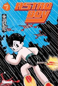 Cover Thumbnail for Astro Boy (Ediciones Glénat, 2004 series) #7