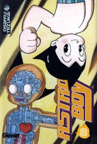 Cover Thumbnail for Astro Boy (Ediciones Glénat, 2004 series) #8