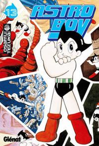 Cover Thumbnail for Astro Boy (Ediciones Glénat, 2004 series) #13
