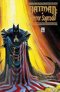 Cover Thumbnail for Batman: Terror Sagrado (Editora Abril, 1992 series)